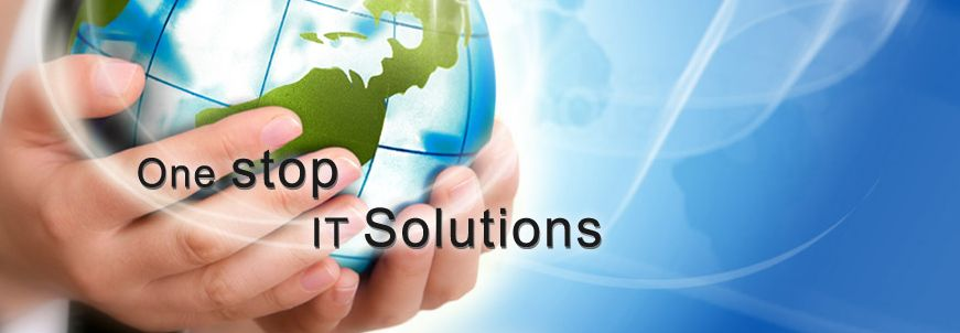 IT solutions in Dubai