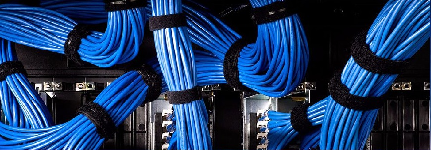 Structured Fiber Cabling in dubai